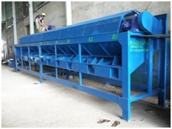 Raw Cashew Grading Machine 10m